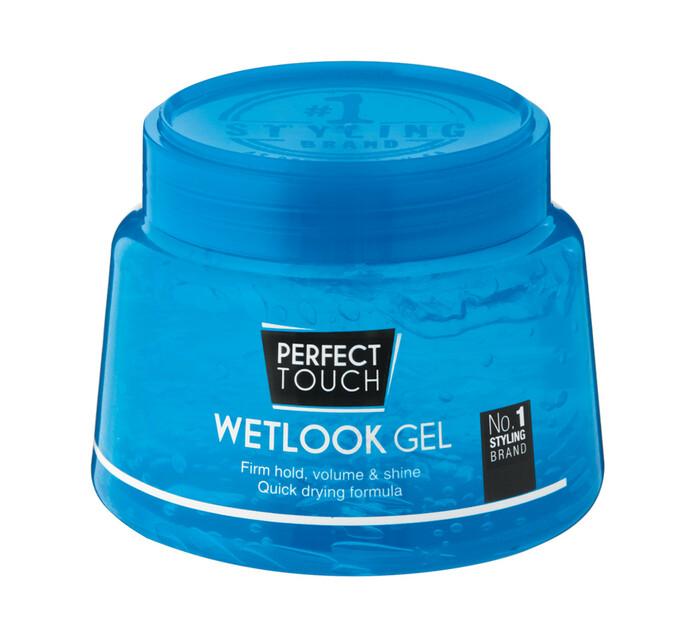 Perfect Touch Hair Gel Wet Look (1 x 500ml)