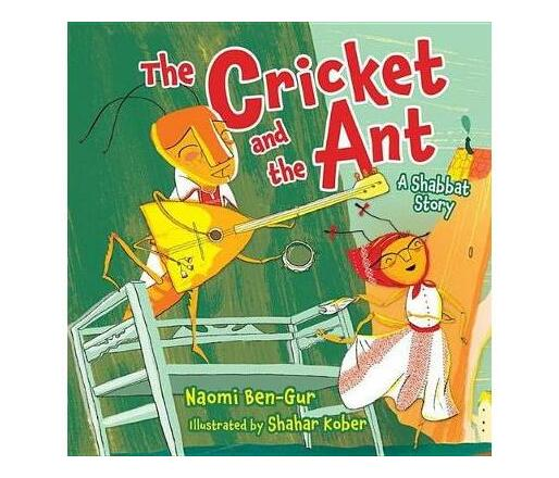 The Cricket and the Ant