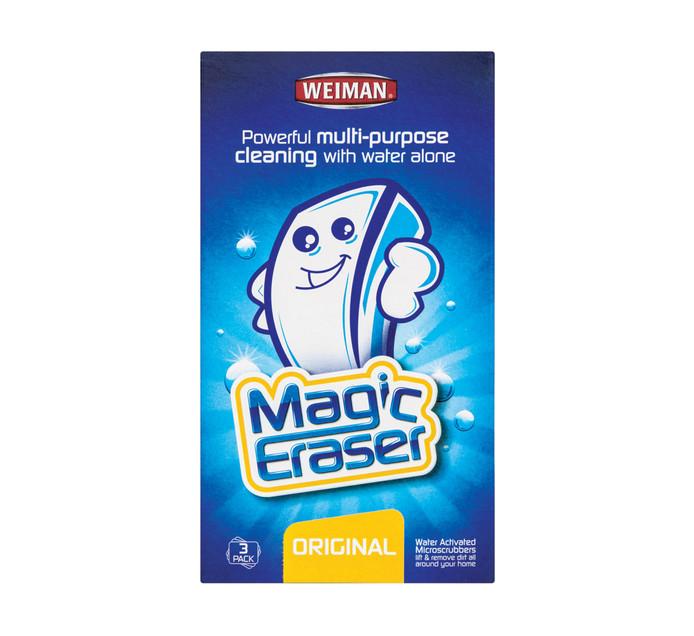 WEIMAN Magic Eraser (1 x 3pk)