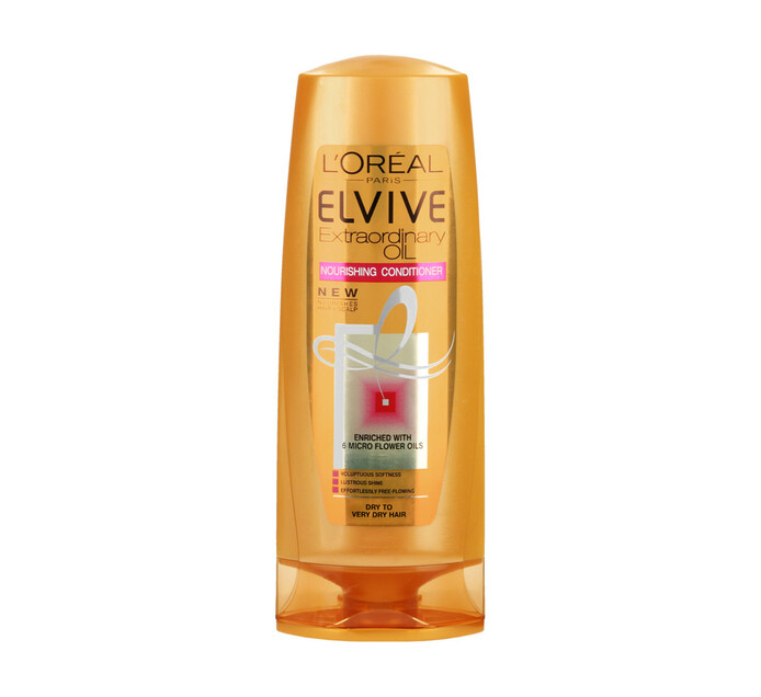 Elvive Hair Conditioner Xtra Oil Normal To Dry (1 x 400ml)