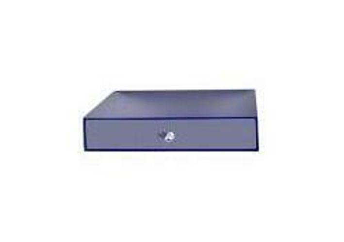 Single drawer-navy
