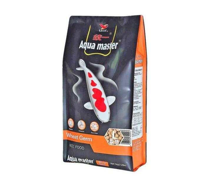 Aqua Master Koi Food Wheat Germ - 5KG (L)