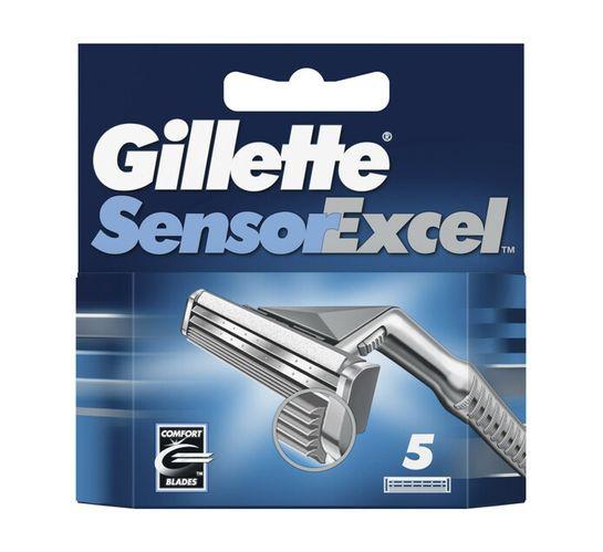 Gillette Sensor Excel Cart (1 x 5's)