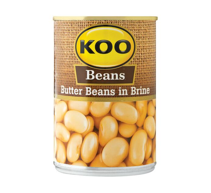 KOO Butter Beans (1  x 410g)
