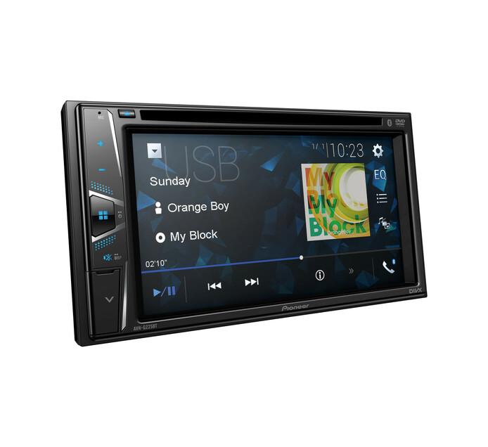 """Pioneer 6.2"""" DVD Bluetooth AV Receiver"""