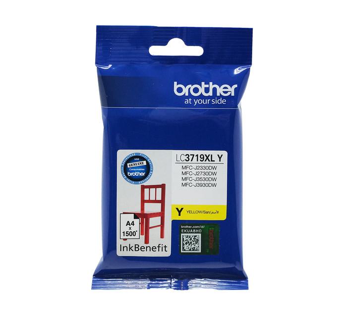 Brother 3719 Yellow Cartridge