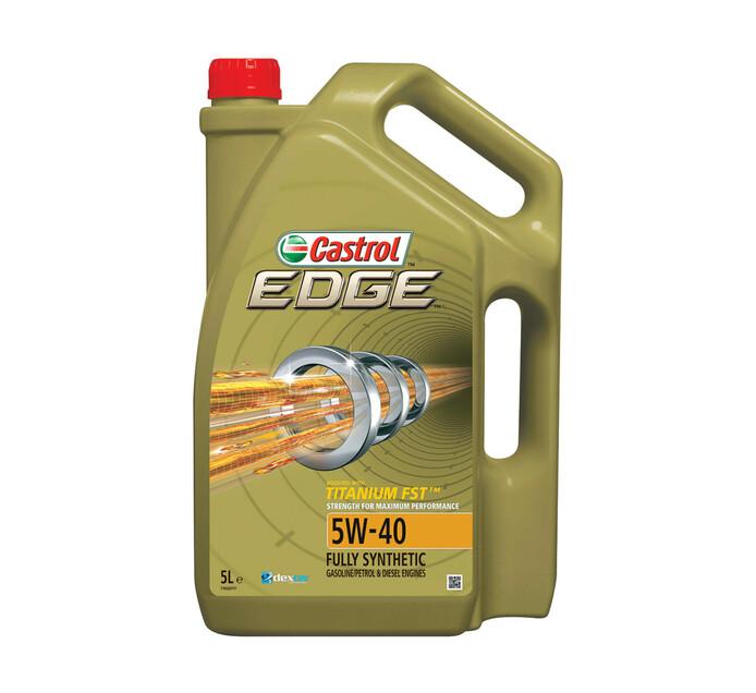 Castrol 5 l Edge 5W-40