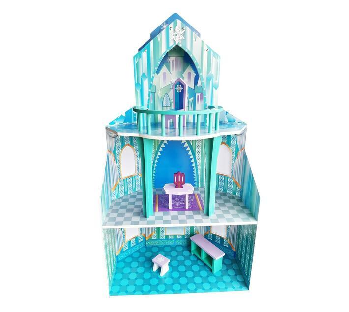 Little Princess Wooden Castle