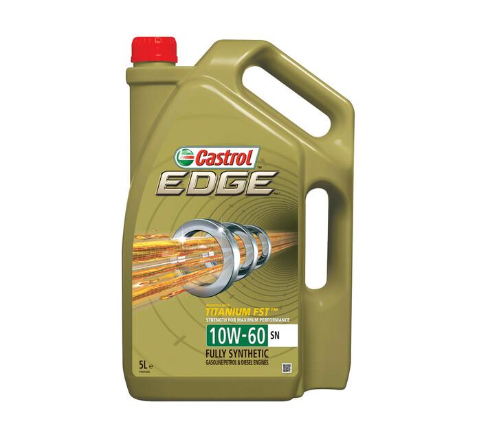Castrol 5l Edge 10W-60