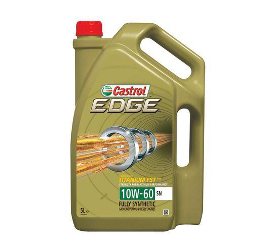 Castrol 5 l Edge 10W-60