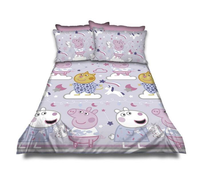 Peppa Pig Three Quarter Duvet Cover Set