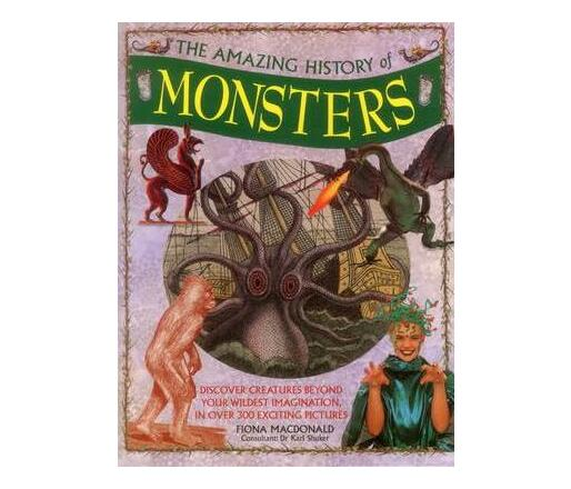 Amazing History of Monsters