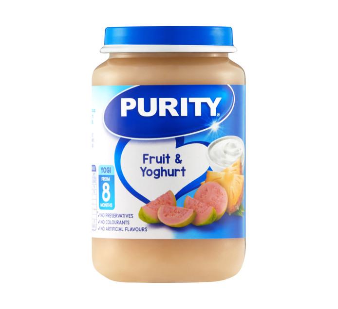 Purity 3rd Foods Fruit&Yoghurt (1 x 200ML)