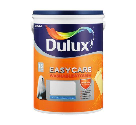 Dulux 5 l Easycare Interior Matt Finish Paint White