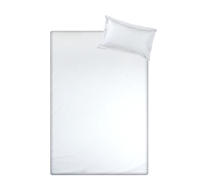 Sheraton Three Quarter Cotton Percale Duvet Cover