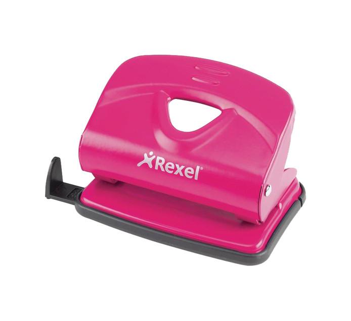 Rexel V220 20 Sheets Punch Pink Each Pink