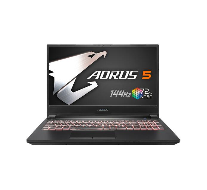 "Gigabyte 39 cm (15.6"") Aorus 5 Intel Core i5 Gaming Laptop (GTX 1650 Ti)"