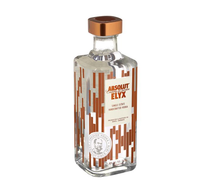 Absolut Elyx Handcrafted Vodka (1 x 750 ml)