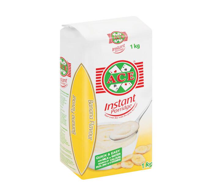 ACE Instant Porridge Banana (1 x 1kg)