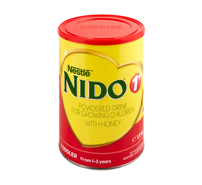 Nestle Nido 1 Milk Powder (1  x 1.8kg)