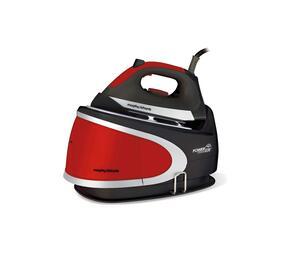 "MORPHY RICHARDS Iron Steam Ceramic Red 2l 2400W ""Power SteamElite"""