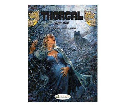 Thorgal: Wolf Cub v. 8