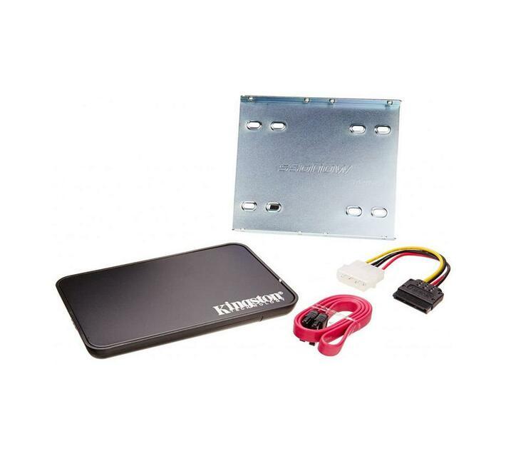 Kingston SSD Installation Kit storage enclosure USB 2.0 SATA 3Gb/s