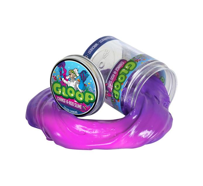 Change-a-Roo Slime Purple/pink