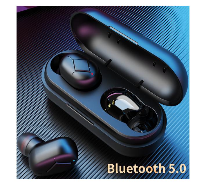 L12 - True Wireless Earbuds - Black