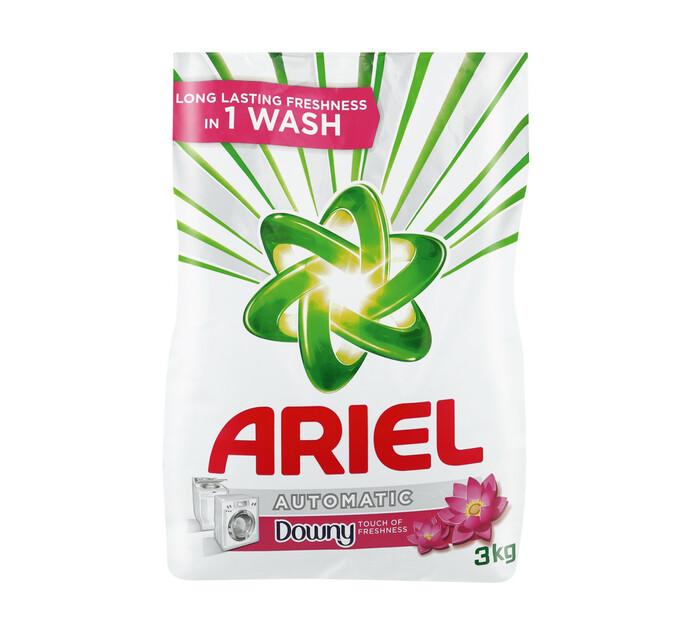 Ariel Automatic Washing Powder Auto-Touch Of Downy (1 x 3kg)