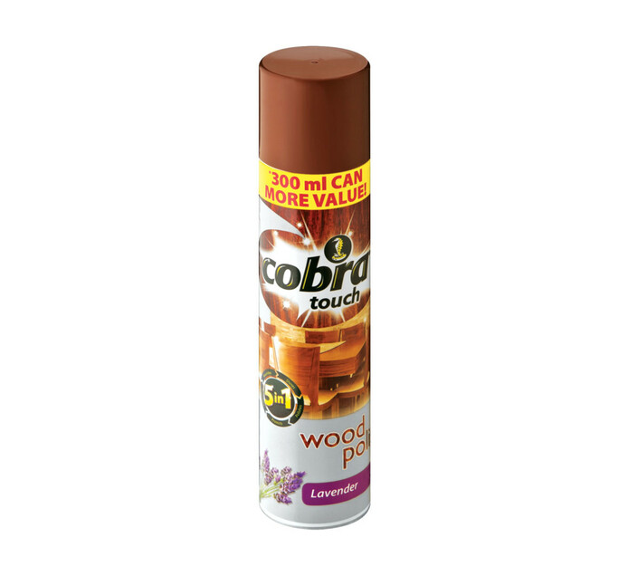 Cobra Wood Polish ()