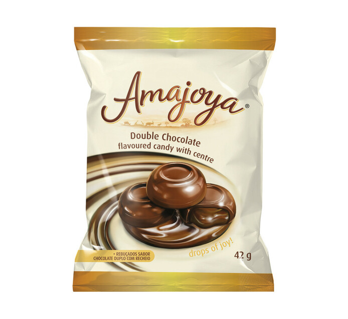 Amajoya Candy Double Chocolate (20 x 42g)