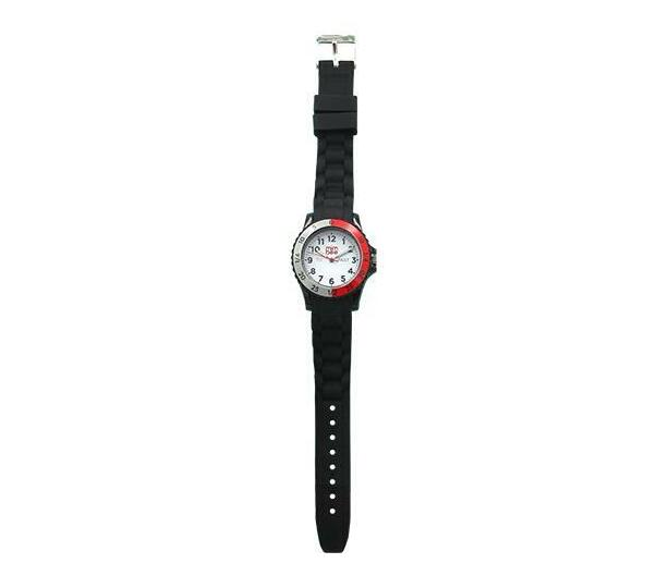 Mimbee - Black Time Teach Watch