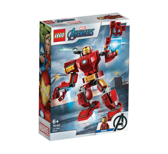 LEGO SUPER HEROES AVENGERS IRON MAN