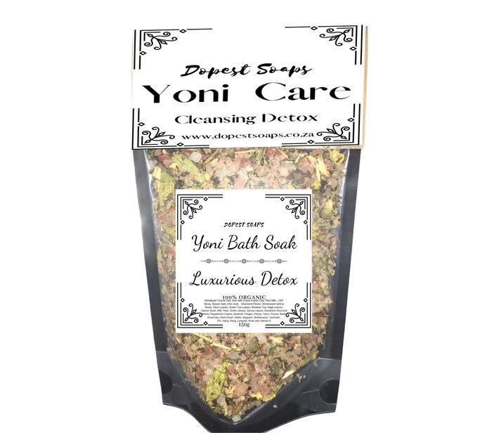 Yoni Care Luxurious Herbal Detox Bath Soak