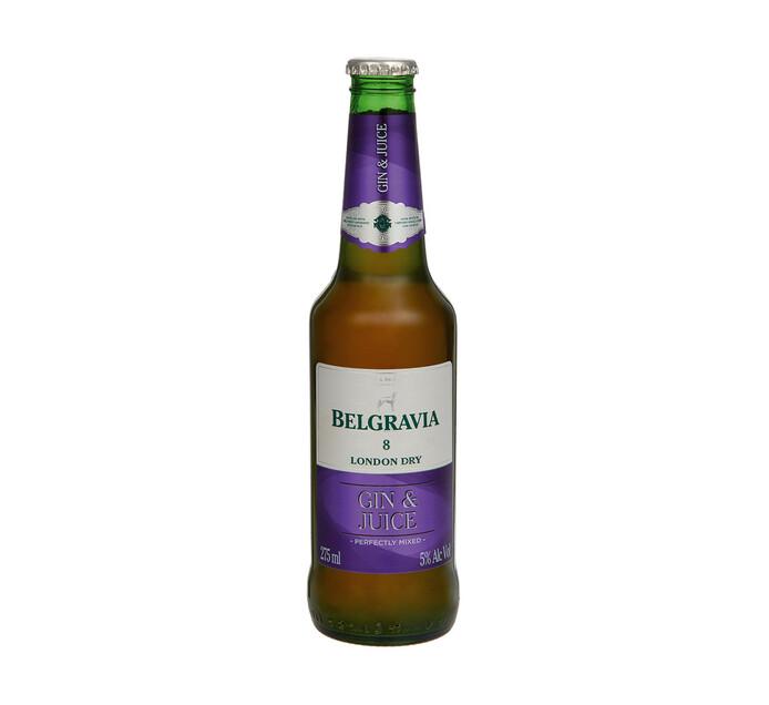 Belgravia Gin & Juice (24 x 275 ml)