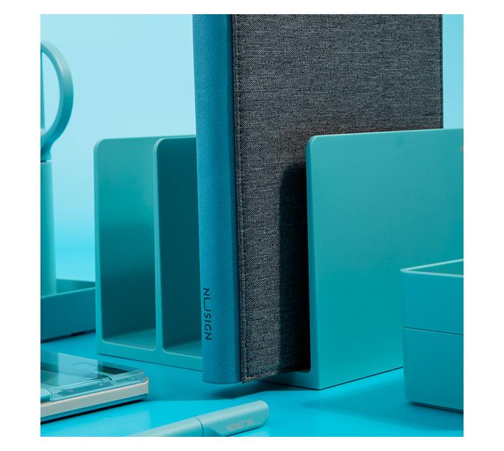 Nusign Cloth Art Notebook 205Mm*143Mm/80Sheets Asst.