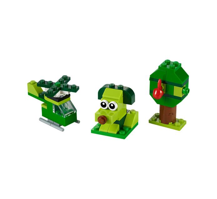 LEGO CLASSIC CREATIVE GREEN BRICKS