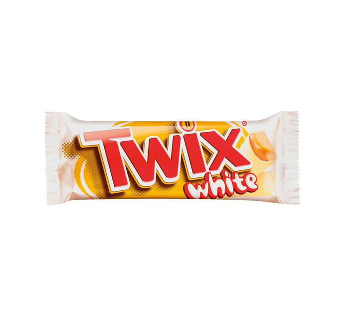 Twix Chocolate Bars White (32 x 46g)