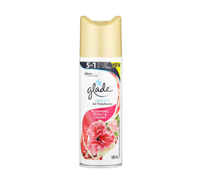 Glade Air Freshener Peony and Cherry (1 x 180ml)