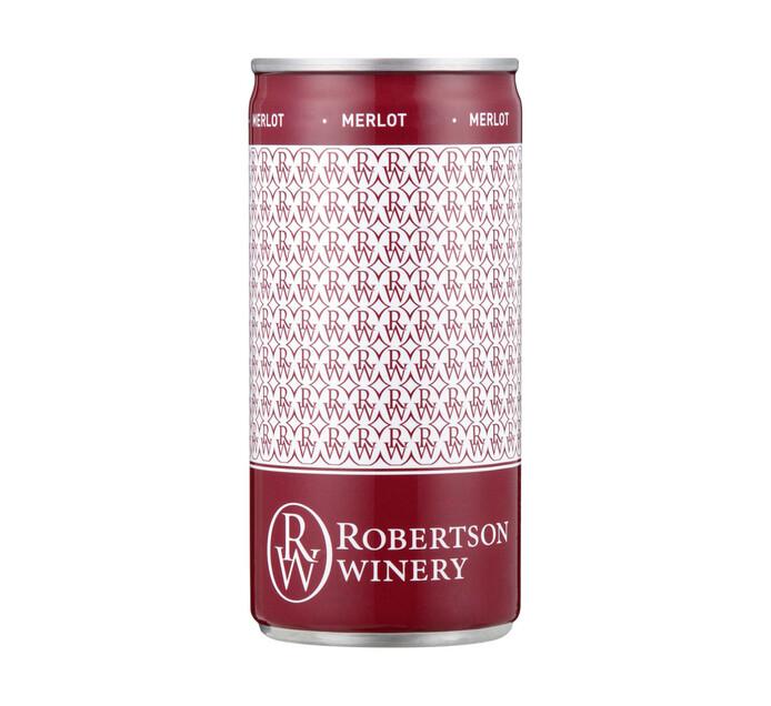 Robertson Single Serve Merlot (6 x 200ml)