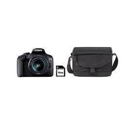 CANON 2000D DSLR Starter Camera Bundle