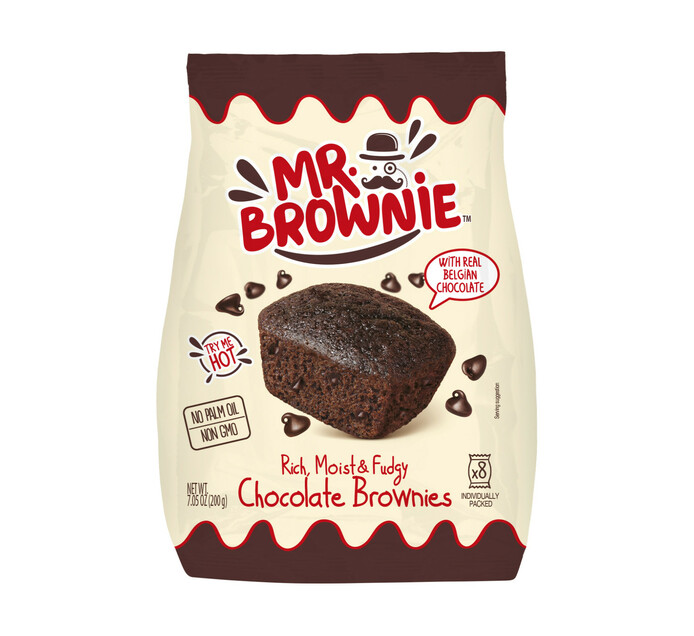 Mr Brownie Brownie Chocolate (12 x 200g)