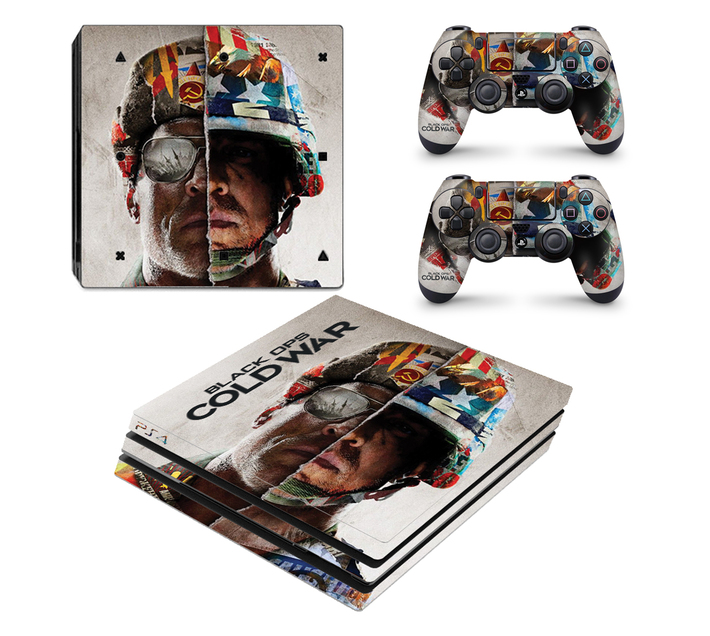 SKIN-NIT Decal Skin For PS4 Pro: Black Ops Cold War
