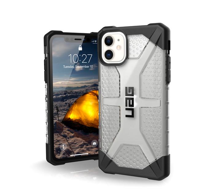 UAG Plasma Case - Apple iPhone 11 (Ice)