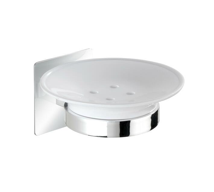 WENKO Turbo-Loc Soap Dish Quadro Range - No Drilling Required