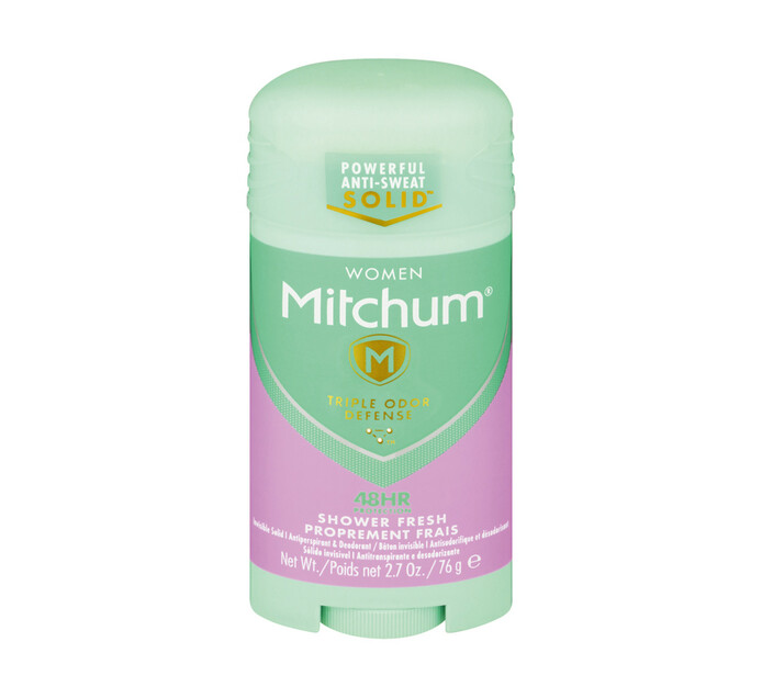 Mitchum Advanced Solid Shower Fresh (1 x 76g)