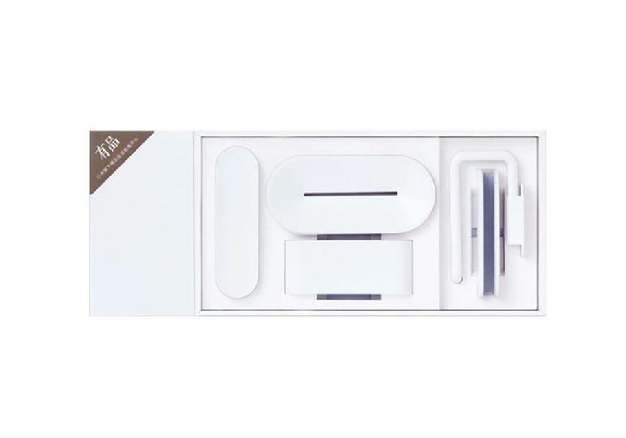 Mijia 5 in 1 Bathroom Set Soap Toothbrush Toilet Roll Holders