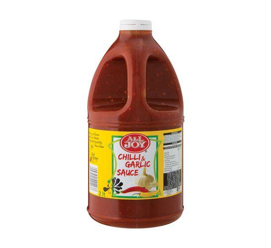 All Joy Sauce Chilli Garlic (1 x 2L)