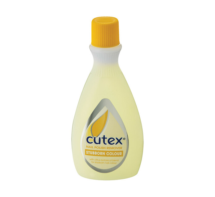 Cutex Nail Polish Remover Lemon (100ML)